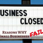 The Most Likely Reasons Why Small Businesses Fail In Skagit County area