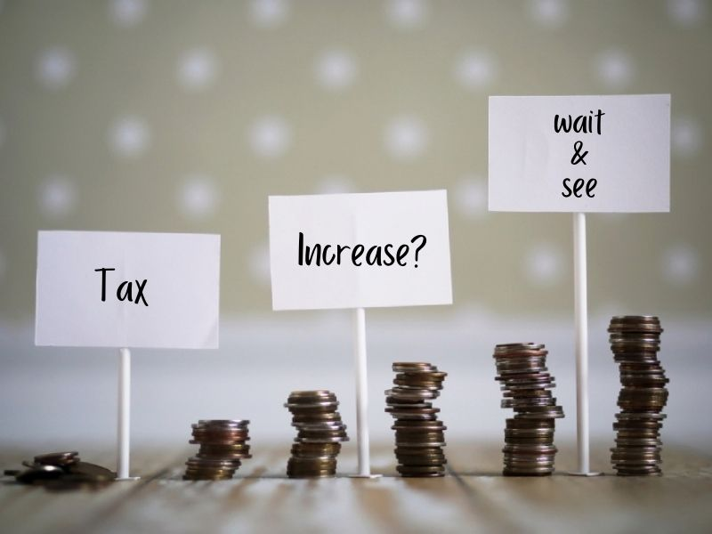Steve Padgett's Perspective On Proposed New Tax Policies