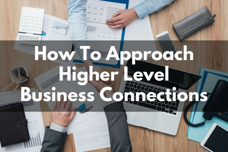 How To Approach Bigger Business Players In Skagit County or Your Niche