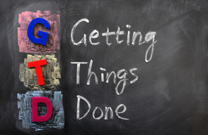Padgett's Guide To Getting Tasks Done