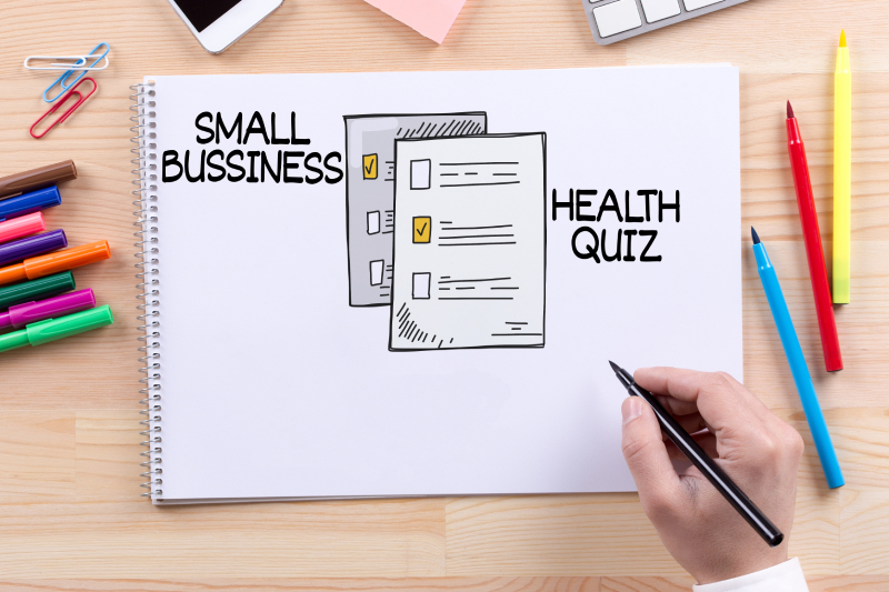 My Skagit County Small Business Health Quiz (Part 1)